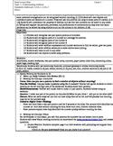 1st Grade Envision Math Lesson Lesson Plans-Topic 1