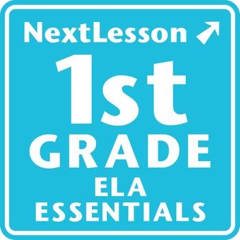 1st Grade ELA Essentials Bundle