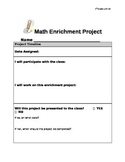 1st Grade Everyday Math Compaction Packet - Unit 10