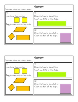 1st Grade Expressions Math: End of the Year Assessment Review