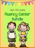 Fluency Activity First Grade Bundle