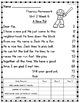 1st Grade Fluency Homework BUNDLE {Reading Street}