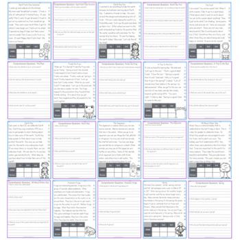 1st Grade Fluency Passages for April