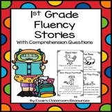 1st Grade Fluency Stories