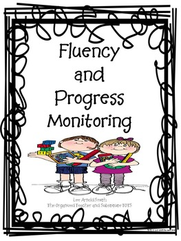 1st Grade Fluency and Progress Monitoring