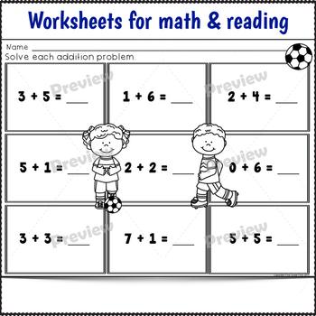 Sub Plans 1st Grade Soccer