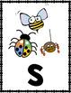1st Grade Fundationally FUN PHONICS Level 1 Keyword Alphabet Posters