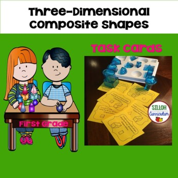 1st Grade Geometry: Composite Shapes