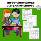1st Grade Geometry: Composite Shapes