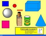 1st Grade Geometry (for Smart Board)