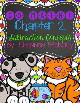 1st Grade Go Math Chapter 2 Centers
