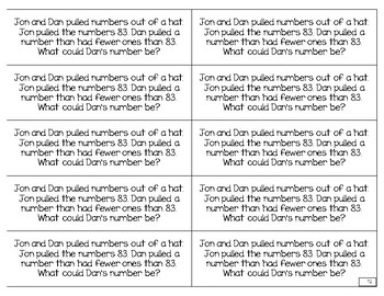 1st Grade Go Math Chapter 7 Math Journal Prompts Common Core