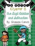 1st Grade Go Math Chapter 8 Centers