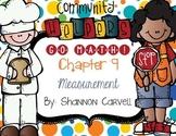 1st Grade Go Math Chapter 9 Centers