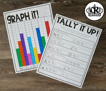 End of Year Graphing Activity