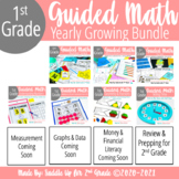 1st Grade Guided Math Activities Bundle