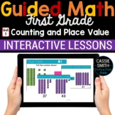 1st Grade Math Counting & Place Value 1.NBT.1 1.NBT.2 1.NB