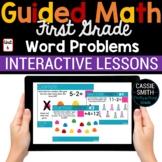 1st Grade Math Word Problems 1.OA.1 1.OA.2 -Google Classroom