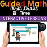 1st Grade Math Time 1.MD.3 -Google Classroom