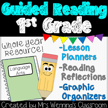 1st Grade Guided Reading Essentials!
