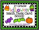 1st Grade Halloween Math (Common Core Aligned)