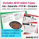 1st Grade Hands-On Word Problems Kit 3: Sports Problems
