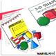 1st Grade Hands-On Word Problems Kit 4: 3-D Shapes