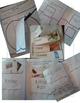 1st Grade Harcourt Social Studies Interactive Notebook Unit 1-6 BUNDLE!!