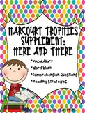 1st Grade Harcourt Trophies Supplement: Here and There