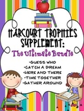 1st Grade Harcourt Trophies Supplement {The ULTIMATE Bundle}