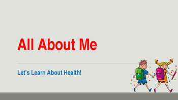 1st Grade Health: Comprehensive PowerPoint Lessons