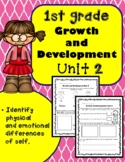 1st Grade Health - Unit 2: Growth and Development