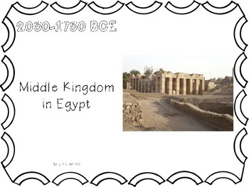 1st Grade History Timeline