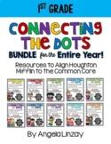 1st Grade ELA {Aligns w/ Houghton Mifflin} MEGA BUNDLE-EVERYTHING For The Year!