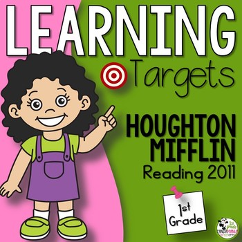 1st Grade Houghton Mifflin Journeys Reading Daily Learning