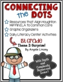 1st Grade ELA Common Core Activities: Aligned with Houghton Mifflin Theme 2