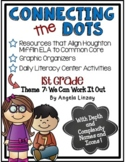 1st Grade ELA Common Core Activities: Aligned with Houghton Mifflin Theme 7