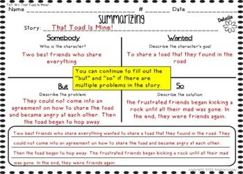1st Grade ELA Common Core Activities: Aligned with Houghton Mifflin Theme 7