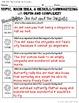 1st Grade ELA Common Core Activities: Aligned with Houghton Mifflin Theme 8