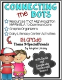 1st Grade ELA Common Core Activities: Aligned with Houghton Mifflin Theme 9