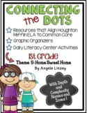 1st Grade ELA Common Core Activities: Aligned with Houghto