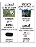 1st Grade I-Ready Vocabulary