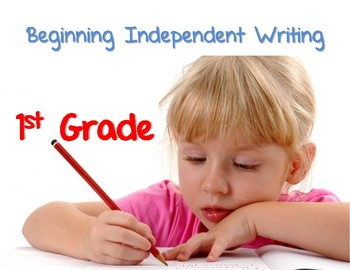 1st Grade Independent Writing