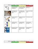 1st Grade Informative Writing Rubric
