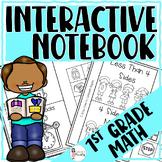 1st Grade Interactive Flip Flap Books (Math)