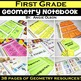 1st Grade Math Notebook Bundle