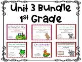 Unit 3, PowerPoints, Reading Street, 1st Grade Student Engagement