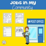 1st Grade: Jobs in My Community