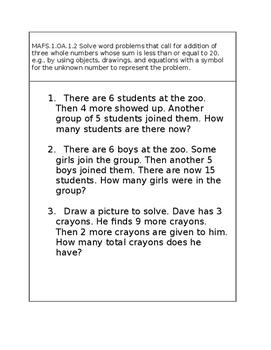 1st Grade Journal Questions