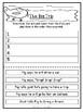 1st Grade Journey's Lesson 17 Comprehension Pack: The Big Trip